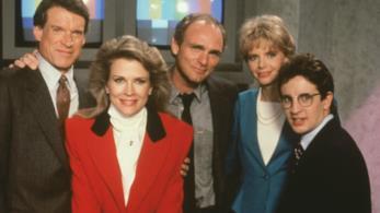 Murphy Brown il cast nella versione originale