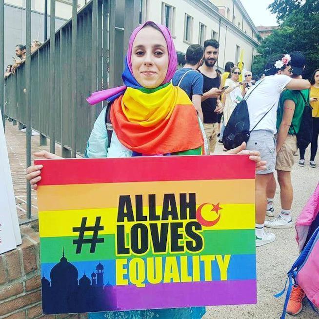 Sveva, femminista musulmana