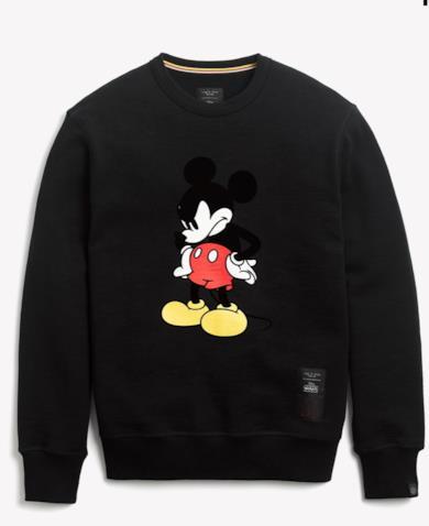 Determined Mickey Sweatshirt