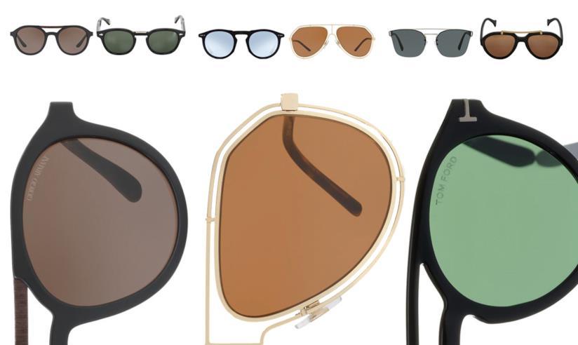 58ffb658b3 Natale: gli occhiali da sole da regalare a lui
