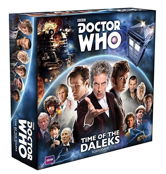 Gioco da tavolo di Doctor Who