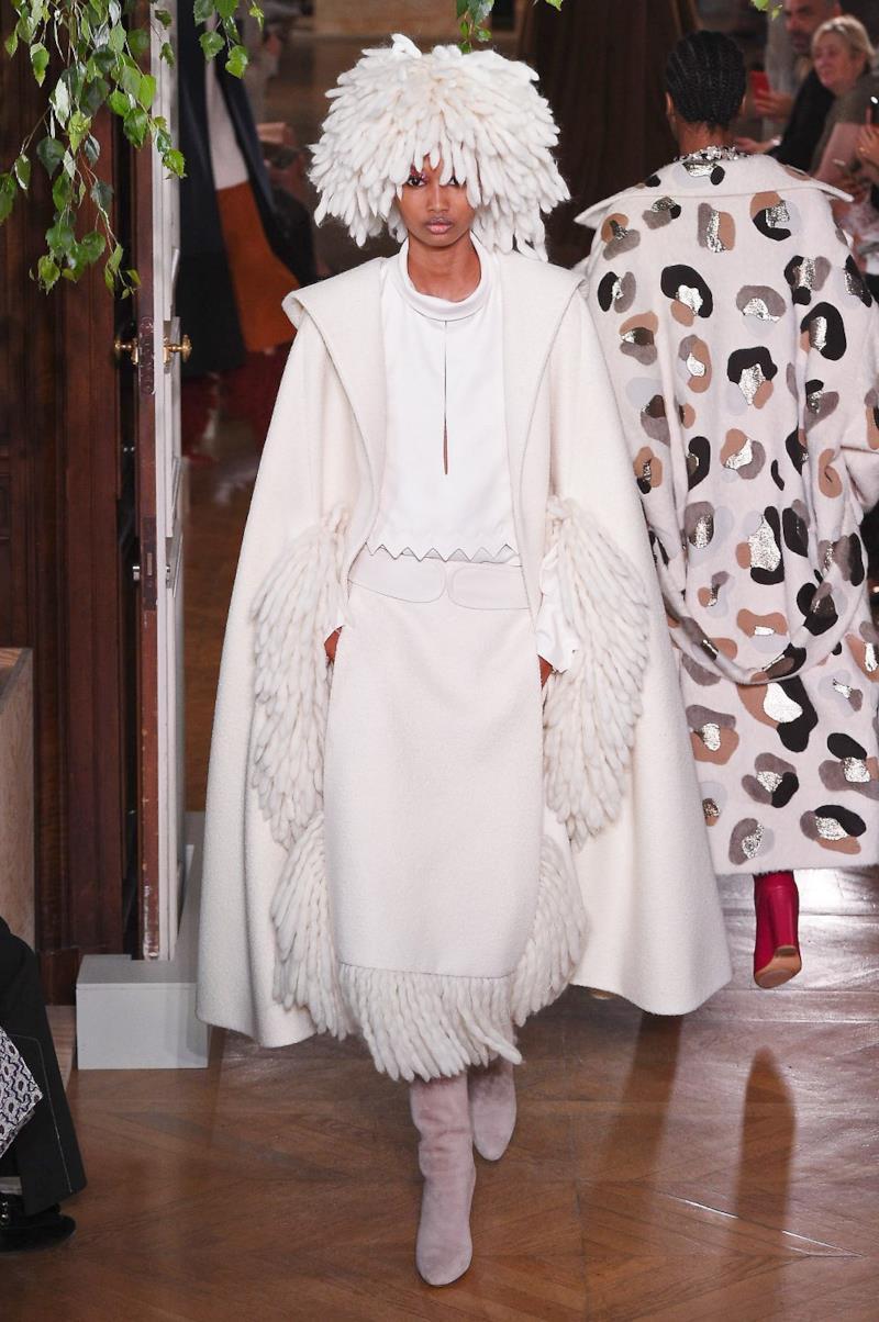 Sfilata VALENTINO Collezione Alta moda Autunno Inverno 19/20 Parigi - ISI_3599