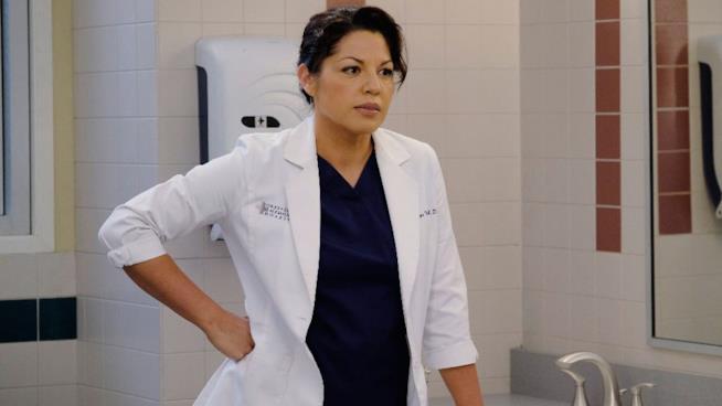 Sara Ramirez in Grey's Anatomy