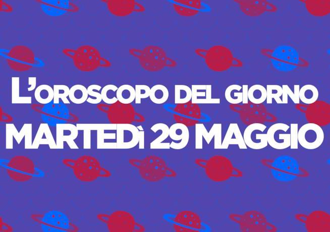 Oroscopo di oggi 29 Maggio 910cd277263