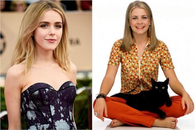 Sabrina oggi a confronto con la Sabrina di Melissa Joan Hart