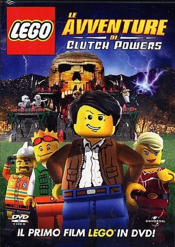 DVD di LEGO - Le avventure di Clutch Powers