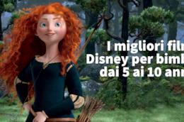Migliori film Disney per bambini dai 5 ai 10 anni