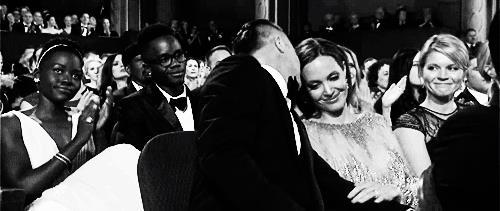 Brad Pitt e Angelina Jolie agli Oscar