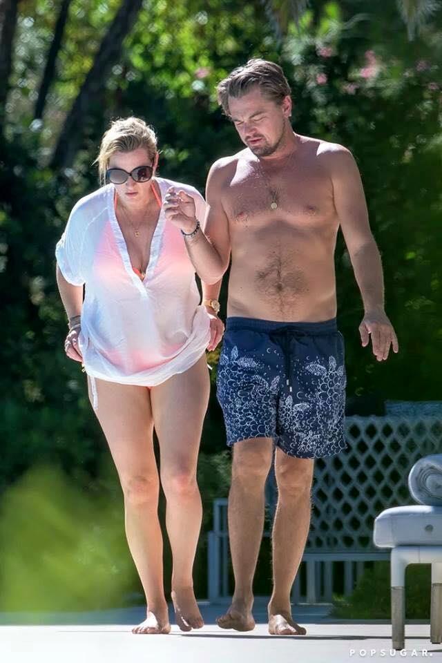 DiCaprio e la Winslet in vacanza insieme