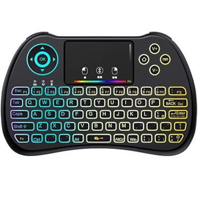 Mini tastiera retroilluminata