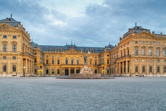 La Residenza, trionfo di barocco