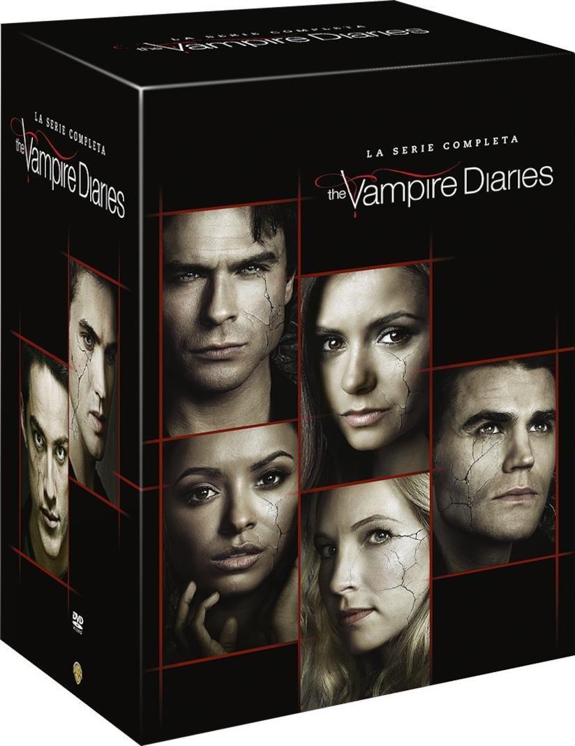 Cofanetto DVD di The Vampire Diaries - Stagioni 1-8