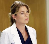 Una preoccupata Meredith Grey
