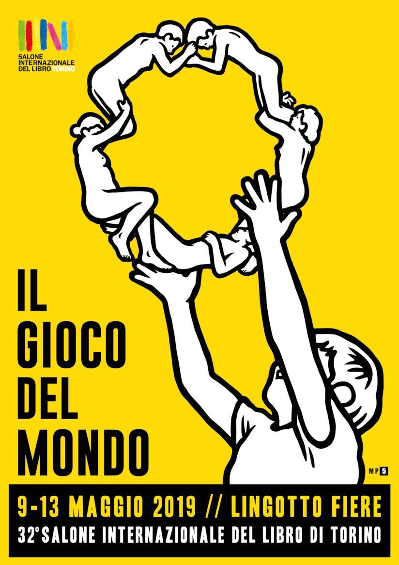 Manifesto del Salone Internazionale del Libro di Torino