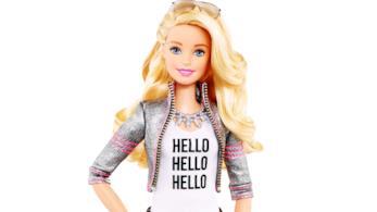La fashion doll Barbie