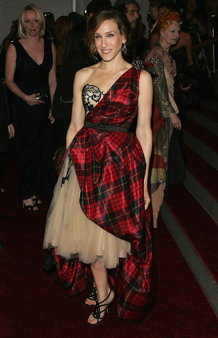 Sarah Jessica Parker al MET Gala 2006