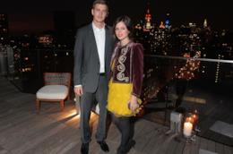 Rachel Bilson e Hayden Christensen a un evento