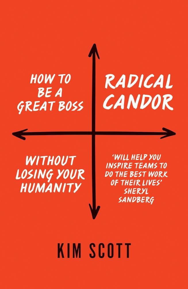 Radical Candor di Kim Scott