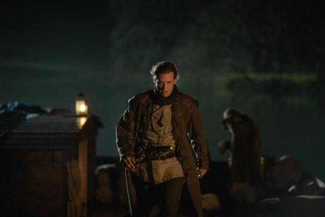 Outlander stagione 4: Ed Speleers è il pirata Stephen Bonnet