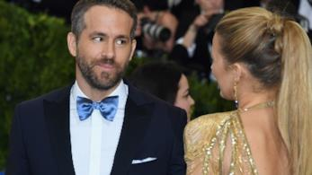 Ryan Reynolds e Blake Lively a un evento