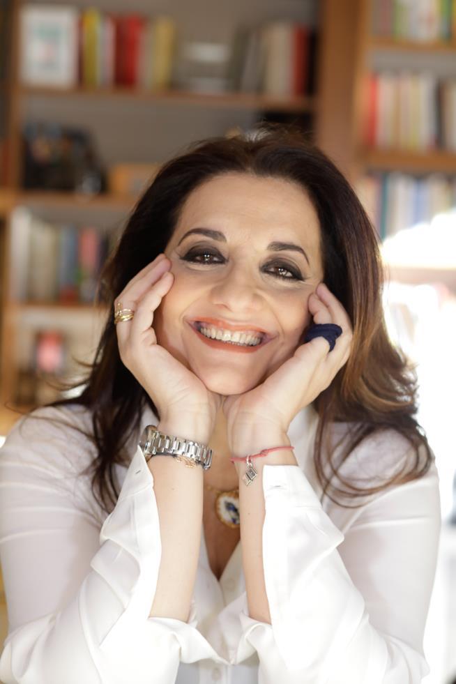 Catena Fiorello in libreria con Tutte le volte che ho pianto
