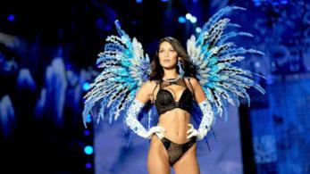 Un angelo di Victoria's Secret