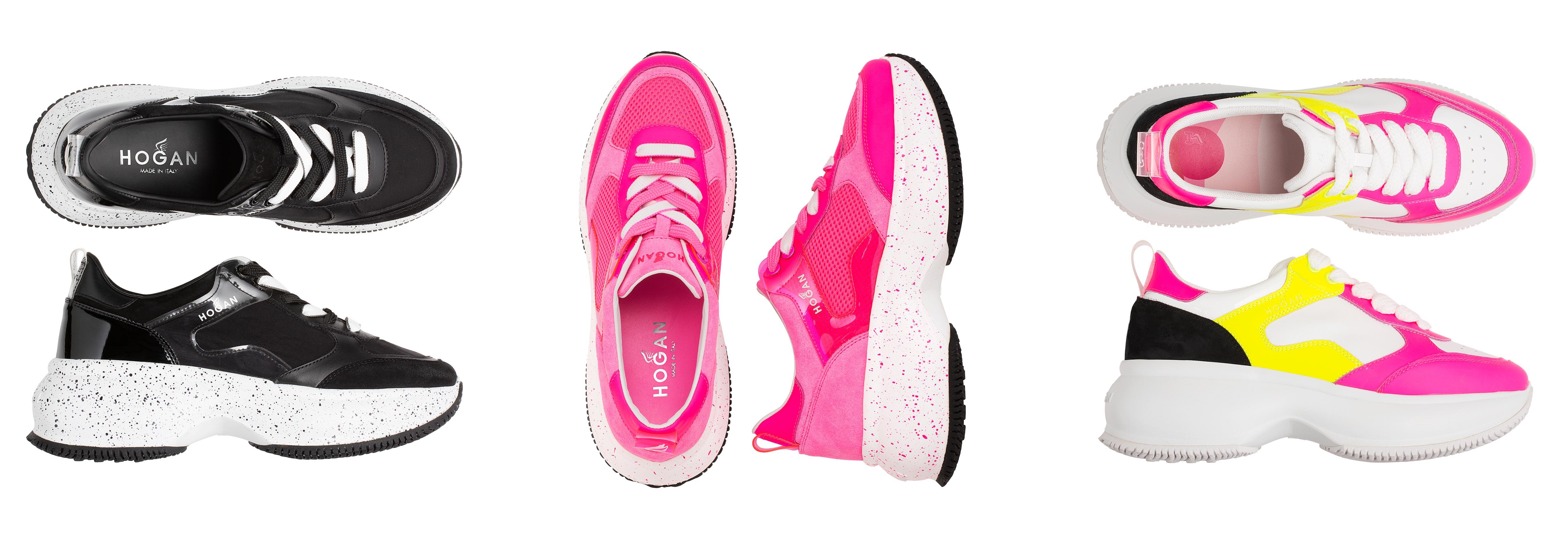 Le scarpe che ameremo per la primavera 2019  Hogan presenta la nuova ... 7f50db2e38d