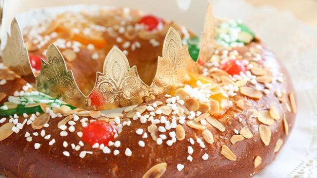 Roscon de Reyes spagnolo