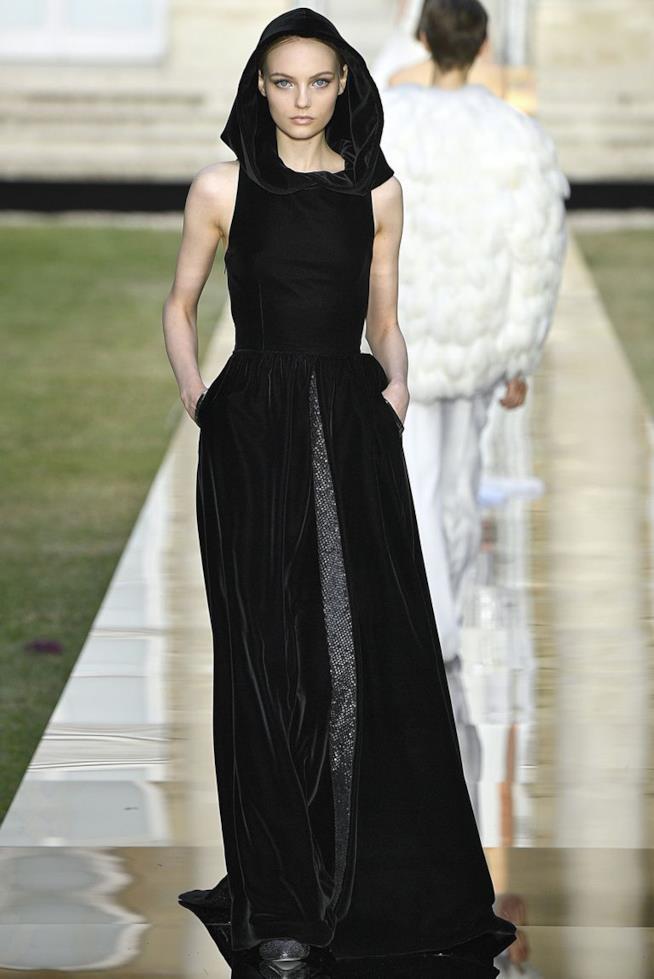 Givenchy sfilata