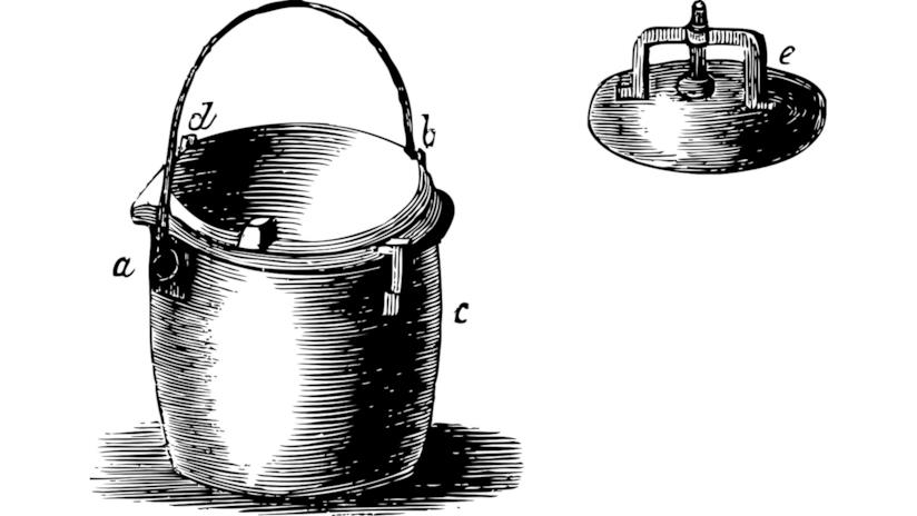 Chi è l'inventore della pentola a pressione?