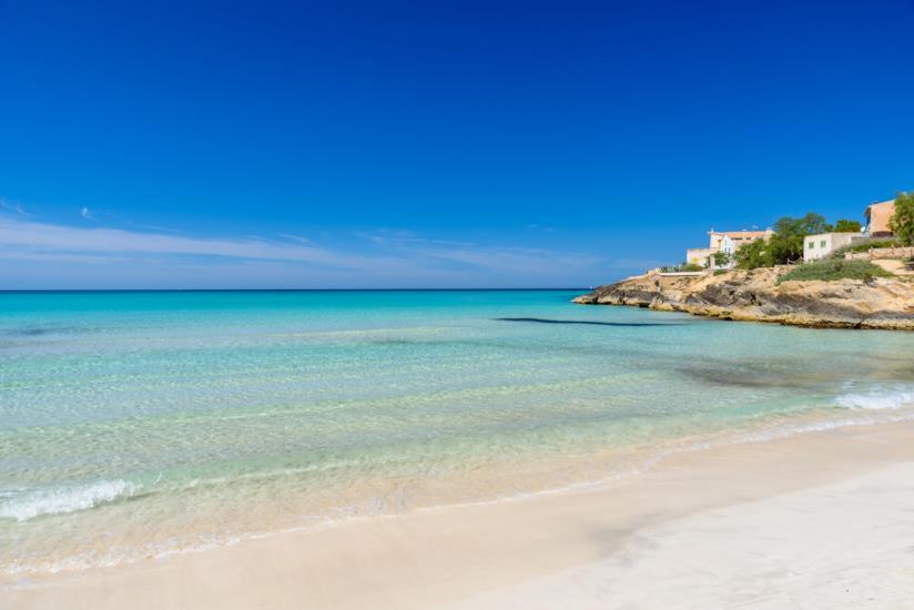 Le spiagge di Maiorca