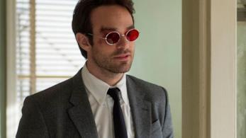 Una scena di Daredevil CON Charlie Cox