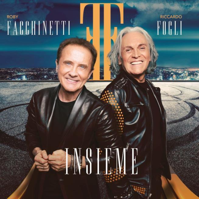 roby facchinetti e riccardo fogli cover album Insieme