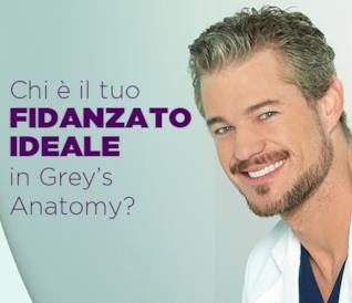 Chi è il tuo fidanzato ideale in Grey's Anatomy?