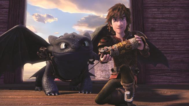Dragon Trainer i protagonisti della saga