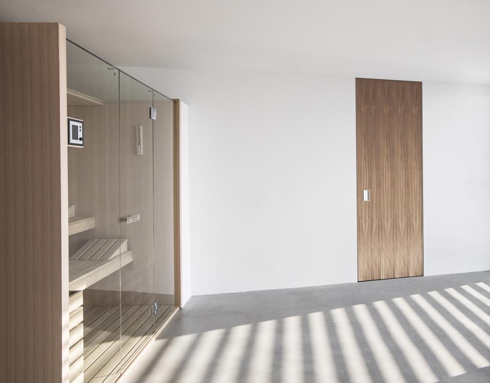 Porte a filo muro soluzione perfetta per case ariose ed essenziali - Porta a filo muro prezzi ...