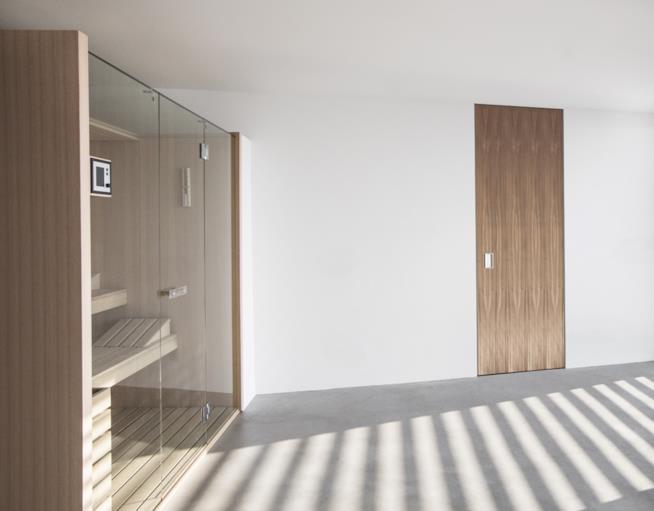 Porte a filo muro soluzione perfetta per case ariose ed - Porta filo muro prezzi ...