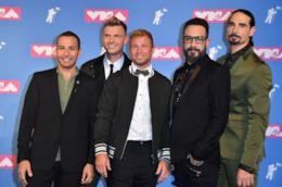 I Backstreet Boys ai 2018 MTV VMA