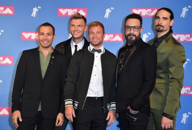 backstreet boys  Backstreet Boys: 'C'eravamo allontanati ma siamo di nuovo una famiglia'