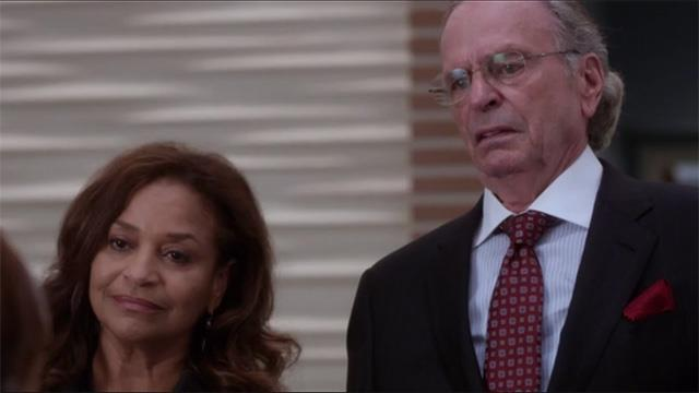 Una scena di Grey's Anatomy 14