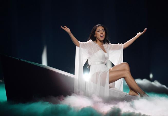 La prima serata di Eurovision
