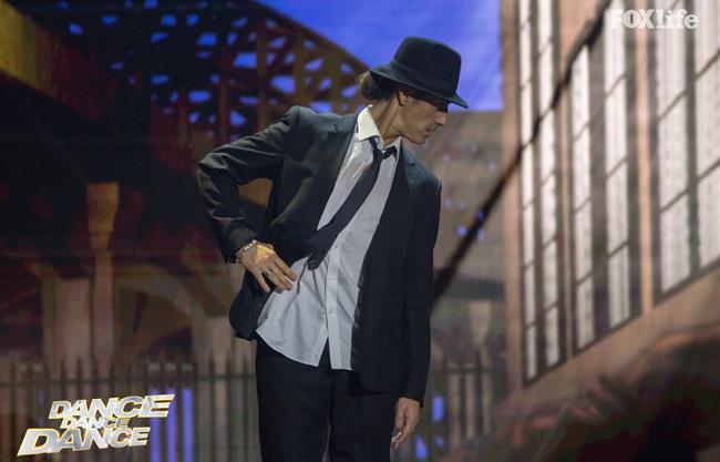 Marco, esibizione nel terzo serale di Dance Dance Dance 2