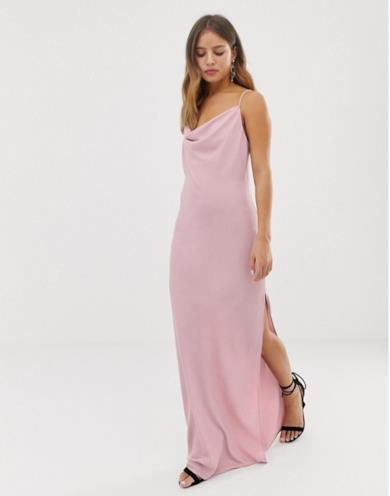 Maxi dress sottoveste