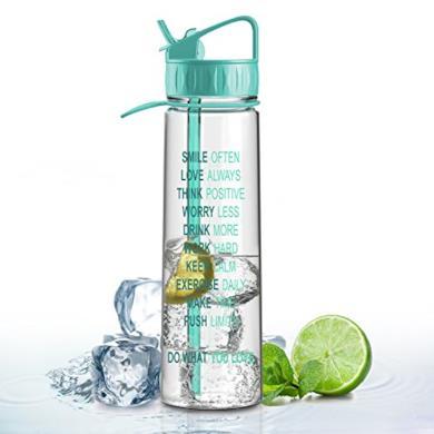 Bottiglia di plastica 900 ml