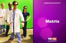 I poster più famosi in versione Grey's Anatomy