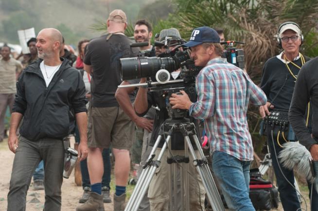 Sean Penn alla regia del film Il tuo ultimo sguardo