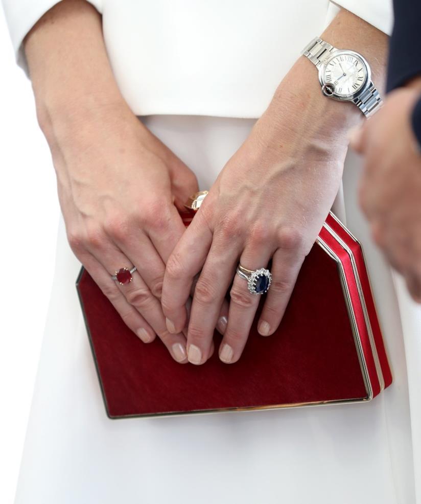 Mano di Kate Middleton