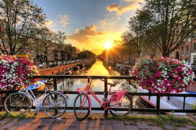 Amsterdam Express Tour, Olanda