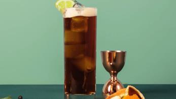 Gin Barrel-Aged Cold Brew di Starbucks