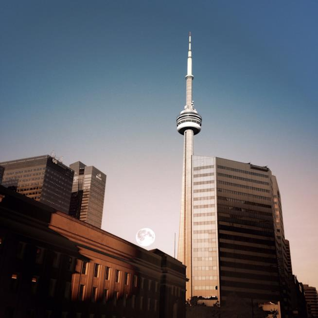La CN Tower